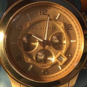 Michael Kors Runaway Unisex Quartz Watch